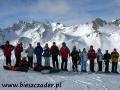 2007 grudzień, Narty FRANCJA Tignes, Grupa z Olsztyna