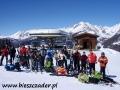 2009 marzec, Narty WŁOCHY Val di Sole, Grupa z Jaworzna