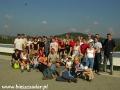 2005 wrzesień, BIESZCZADY zapora wodna w Solinie, Grupa z Kartuz