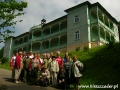 2007 maj, BIESZCZADY Klasztor w Komańczy, Grupa z Bartoszyc