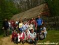 2007 maj, BIESZCZADY skansen w Sanoku, Grupa z Grodziska Wielkopolskiego