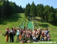 2006 lipiec, BIESZCZADY skocznie narciarskie w Zagórzu, Grupa z Hrubieszowa