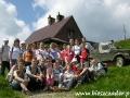2006 czerwiec, BIESZCZADY przy schronisku Chatka Puchatka 1228m, Wycieczka z Kalnikowa
