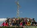 2008 czerwiec, BIESZCZADY na szczycie Tarnicy 1346m, Wycieczka z Kielc