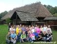 2007 wrzesień, BIESZCZADY skansen w Sanoku, Grupa z Kościerzyny