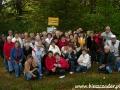 2007 wrzesień, BIESZCZADY na granicy w Balnicy, Grupa z Kościerzyny