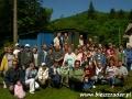2008 czerwiec, BIESZCZADY bieszczadzka kolejka leśna, Wycieczka z Warszawy