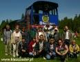 2008 czerwiec, BIESZCZADY bieszczadzka ciuchcia, Wycieczka z Warszawy