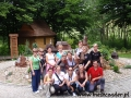 2009 czerwiec, BIESZCZADY miniatury świątyń w Centrum Ekumenicznym w Myczkowcach, Grupa z Porajowa