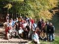 2009 październik, BIESZCZADY nad Jeziorkami Duszatyńskimi, Grupa z Radomia