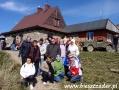 2009 październik, BIESZCZADY schronisko Chatka Puchatka, Grupa z Radomia