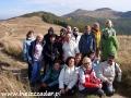 2009 październik, BIESZCZADY na Połoninie Wetlińskiej, Wycieczka z Radomia