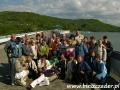 2007 maj, BIESZCZADY korona zapory wodnej w Solinie, Grupa z Rumi