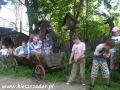 2007 maj, BIESZCZADY Galeria w Piwnicy w Hoczwi, Wycieczka z Sanoka