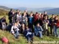 2010 październik, BIESZCZADY na Połoninie Wetlińskiej, Wycieczka z Tucholi