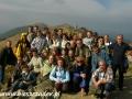 2006 październik, BIESZCZADY na Połoninie Wetlińskiej, Grupa z Tucholi