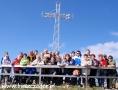 2010 październik, BIESZCZADY na najwyższym szczycie Tarnica 1346m, Wycieczka z Tucholi