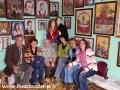 2008 październik, BIESZCZADY tradycje łemkowskie w Komańczy, Wycieczka z Tucholi