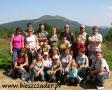 2005 sierpień, BIESZCZADY z widokiem na Połoninę Caryńską 1297m i Tarnicę, Wycieczka ze Stażawy