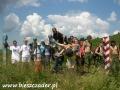 2006 lipiec, BIESZCZADY na granicy między Polską a Ukrainą, Harcerze z Otwocka
