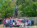 2005 maj, KRAKÓW przy Smoku Wawelskim, Grupa z Sanoka