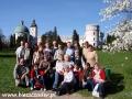 2009 kwiecień, ZAMEK W KRASICZYNIE, Wycieczka z Tucholi