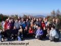 2010 październik, JAWORZYNA KRYNICKA 1113m, Grupa z Jaworzna