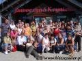2008 wrzesień, JAWORZYNA KRYNICKA 1113m, Grupa z Warszawy