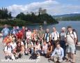 2008 sierpień, PIENINY Zalew Czorsztyński i Zamek Niedzica, Wycieczka z Tucholi