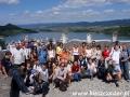 2008 sierpień, PIENINY Zalew Czorsztyński i Zamek w Niedzicy, Grupa z Tucholi