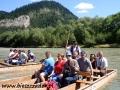 2008 sierpień, PIENINY spływ tratwami po Dunajcu, Wycieczka z Tucholi