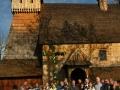 2006 październik, PIENINY Kościół w Dębnie, Grupa z Libiąża