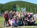 2005 czerwiec, TATRY skocznia Wielka Krokiew, Wycieczka z Sanoka
