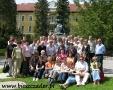 2005 maj, Słowacja BARDEJOWSKIE KUPELE przy Sisi, Wycieczka z Chojnic