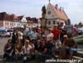 2008 sierpień, Słowacja BARDEJÓW rynek, Wycieczka z Radomia