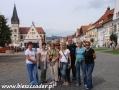 2008 sierpień, Słowacja BARDEJOV rynek, Wycieczka z Radomia