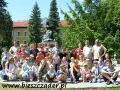2005 czerwiec, SŁOWACJA Bardejowskie Kupele przy pomniku Sisi, Wycieczka z Małkowic