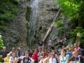 2005 czerwiec SŁOWACJA w Słowackim Raju, Wycieczka z Małkowic