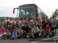 2005 czerwiec, SŁOWACJA przed autokarem, Wycieczka z Małkowic