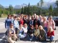 2008 sierpień, SŁOWACJA podczas wędrówki w Tatrach, Wycieczka z Radomia