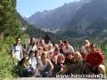2008 sierpień, SŁOWACJA nad Popradzkim Jeziorem 1550m, Wycieczka z Radomia