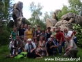 2009 czerwiec, UKRAINA Czartów Kamień w Spasie, Wycieczka z Bydgoszczy, Żnina i Torunia