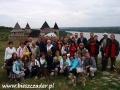 2009 lipiec, UKRAINA Twierdza w Chocimiu, Wycieczka z Chojnic