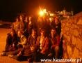2008 kwiecień, UKRAINA Kamieniec Podolski nocą, Wycieczka z Sanoka