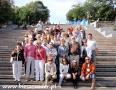 2010 wrzesień, UKRAINA schody Potiomkinowskie w Odessie, Wycieczka Gorlice - Krosno - Jasło