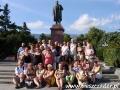 2010 wrzesień, UKRAINA Krym pomnik Lenina w Jałcie, Wycieczka Gorlice - Krosno - Jasło