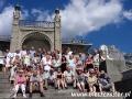 2010 wrzesień, UKRAINA Krym Pałac Woroncowa, Wycieczka Gorlice - Jasło - Krosno