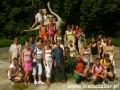 2007 lipiec, UKRAINA Lwów w parku stryjskim, Wycieczka z Chojnic