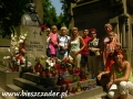 2007 lipiec, UKRAINA Lwów cmentarz łyczakowski przy pomniku Marii Konopnickiej, Wycieczka z Chojnic