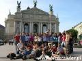 2005 czerwiec, UKRAINA Lwów przed operą, Wycieczka z Gorlic